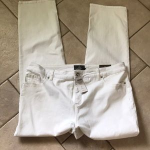 NWT Chico's So Lifting White Jeans, Size 3